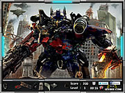 Hidden Object Game Transformers: Dark of the Moon