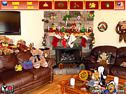 Hidden Objects-Christmas Eve