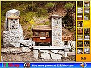 Hidden Spots Stone Building