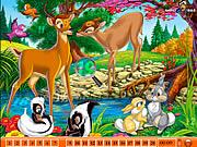 Hidden Numbers - Bambi