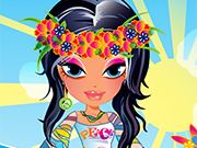 Hippy Girl Dress Up