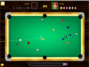 Hot 8 Balls Billiards PVP