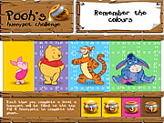 Play Pooh's Hunnypot Challenge
