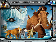 Ice Age 4 - Hidden Objects