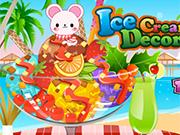 Ice Cream Sunday Decorati…