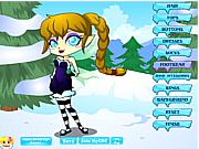 Ice Fairy Princess Dressup