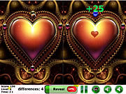Immortal love. 5 Differences