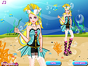 It Girl- Dress Up Like Lagoona Blue