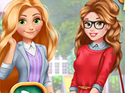 Ivy League Princesses