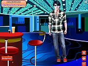 Joe Jonas At The Club