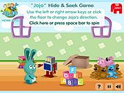 Jojo Hide & Seek Game