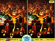 Play Jack O Lantern Difference