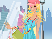 Joyful Shopping Dressup