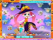 Kawaii Witch Dressup