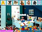 Kids Plush Toy Hidden Objects