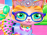 Kitty\'s Fashionista Day