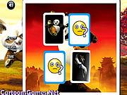 Kung Fu Panda Matching
