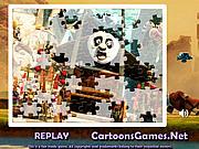 Kung Fu Panda Sort My Jigsaw
