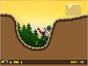 Leap On Rock