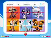 Play Littlest Pet Shop Rotate Puzzle