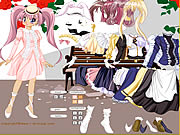 Lady Anime Dress Up