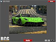 Lamborghini Jigsaw