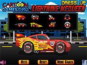 Lightning McQueen Dress Up