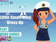 Little Smart Navy