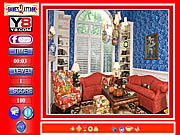 Living Room Hidden Objects