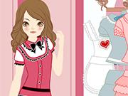 Lolita Doll Dress Up