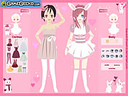 Love Bunnies Dress Up