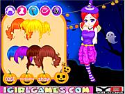 Lovely Halloween Girl