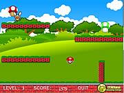 Mario Bounce Game