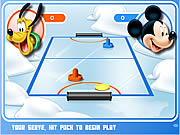 Mickey And Friends Shoot & Score
