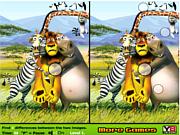 Madagascar Differences