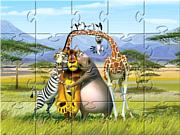 Madagascar Jigsaw Puzzle
