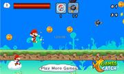 Mario Amazing Jumping