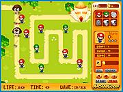 Mario Bros Defenses