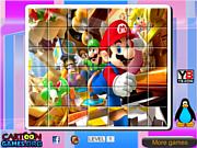 Mario Rotate Puzzle