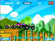 Mario Tractor Multiplayer