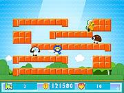 Mario Arctic Adventure Game