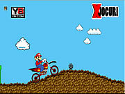 Super Mario Cross Game