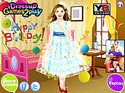 Mary Birthday Dressup