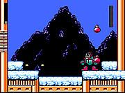 Mega Man Christmas Carol