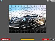 Play Mercedes Benz Jigsaw