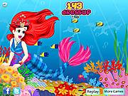 Mermaid Princess Dressup