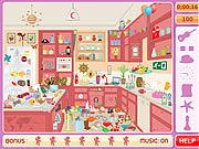 Messy Kitchen Hidden Objects