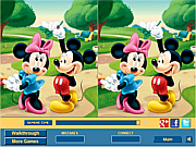 Mickey and Minnie Differe…