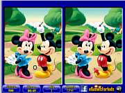 Play Mickey Mouse 6 Differences