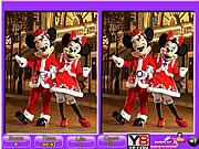 Mickey Mouse - Spot The Difference